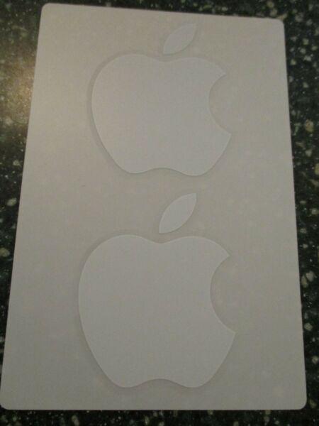 100% Waar Apple Logo Stickers Een Onmisbare Soevereine Remedie Voor Thuis