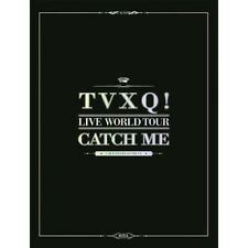 Tohoshinki - TVXQ! LIVE World Tour: Catch Me Photobook (TVXQ01PB)