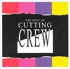 The Best of Cutting Crew [2004] by Cutting Crew (CD, Dec-2003, Virgin EMI (Universal UK))