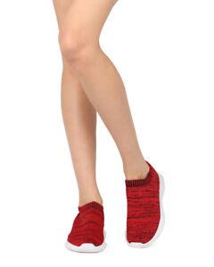 db2dfdf005c New Women Wild Diva Sabrina-01 Fabric Low Top Sock Jogger Sneaker