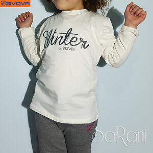 camiseta-de-manga-larga-GIVOVA-Sueter-Sudadera-Cuello-redondo-Fucsia-Blanco