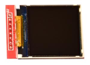 1.44″ Farbdisplay TFT LCD Display Screen ST7735 128x128 Pixel für Arduino