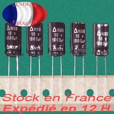 1000uF 10V condensateur capacitor X5  105°C
