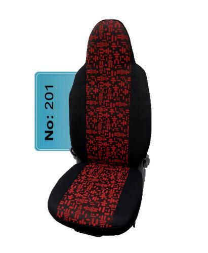 COUPE MAß Schonbezüge Sitzbezug Sitzbezüge SMART 451 FORTWO  CABRIO 201