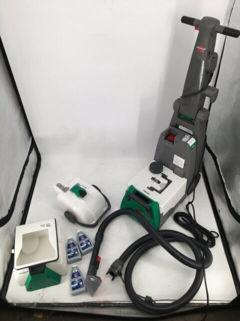Bissell Big Green Professional Carpet Cleaner Machine ...
