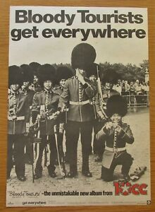 10cc-BLOODY-TOURISTS-10-034-x-15-034-FULL-PAGE-MAGAZINE-ADVERT-UK-1978-POSTER