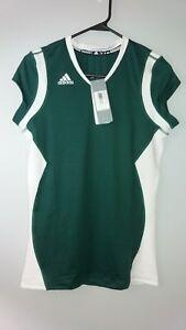 a99b4e24 New Adidas Women's Medium Quickset Cap Sleeve Jersey-ClimaLite ...