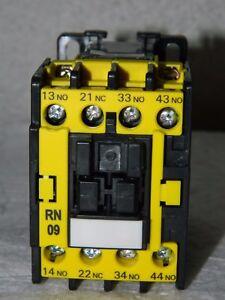 ACI-Control-Relay-4-Pole-3NO-NC-24-VAC-133006