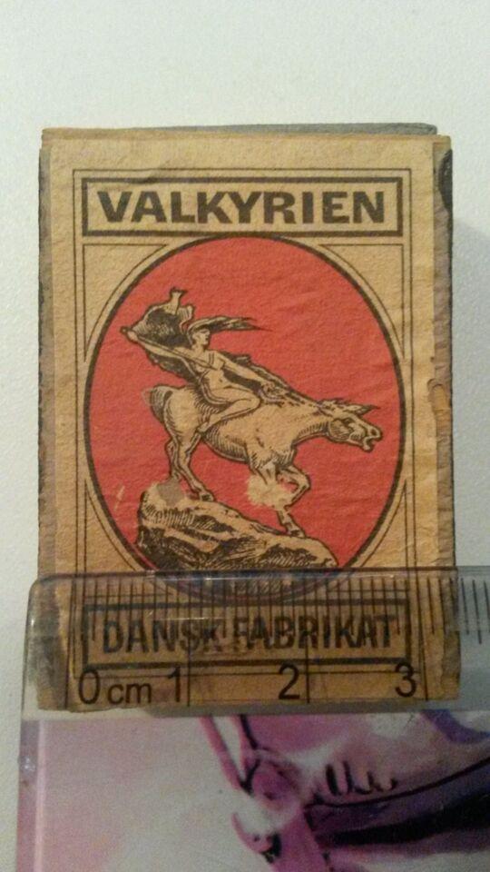 Tændstikæsker, Valkyrien