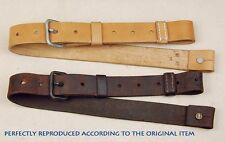 WW2 Japanese Army Arisaka Type 99//38 Leather Rifle Sling Gun Strap Brown