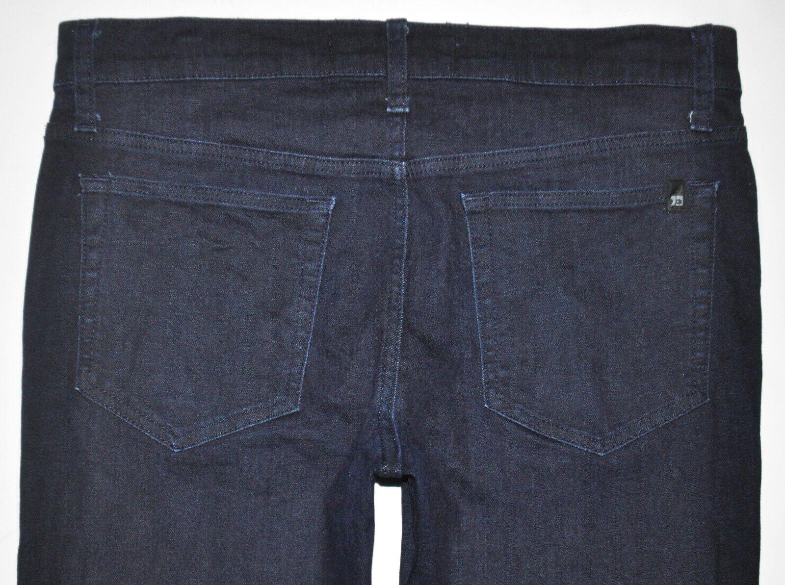Joe's Men's Sz 33 X 32.5 Stretch Slim Straight Jeans Dark bluee Gidean EXCELLENT