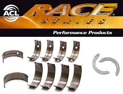 ACL Race Main Bearings+Thrust for Mitsubishi Lancer EVO X Evolution 4B11-T STD