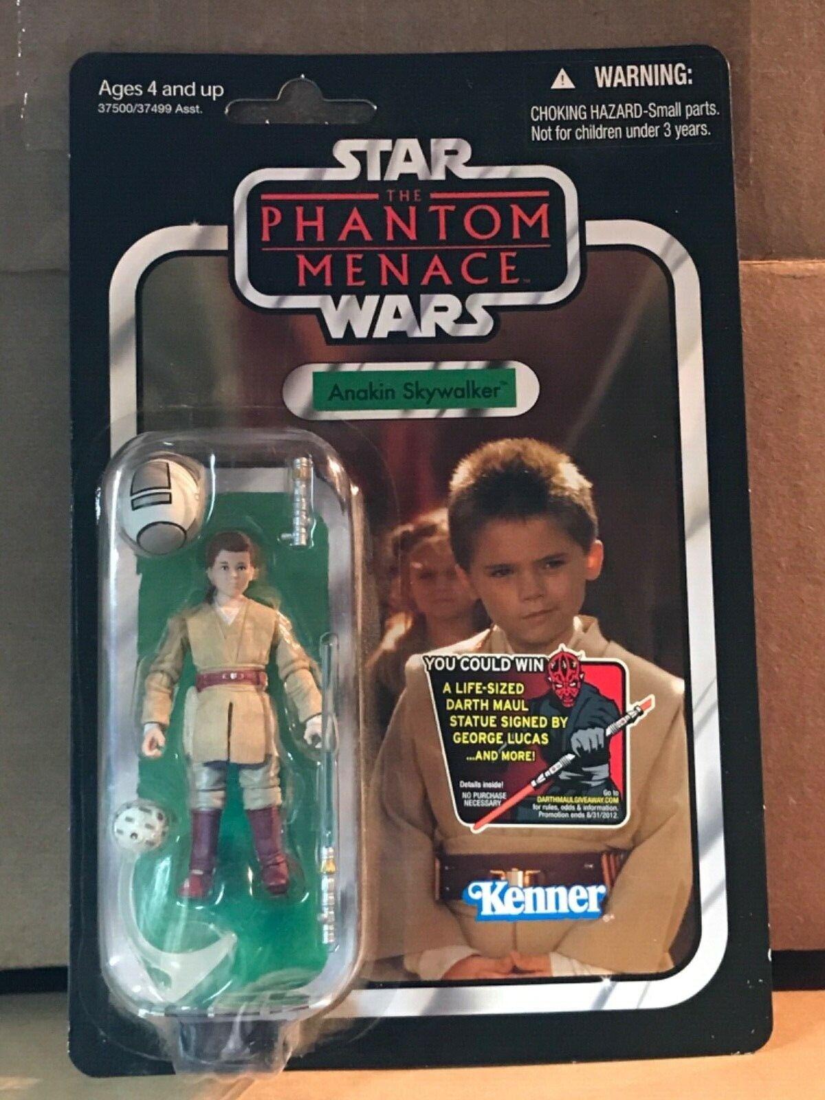 "ANAKIN SKYWALKER Action Figure Star Wars Vintage Collection VC80 MOC 3.75/"""