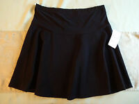 Womens Maternity Clothes Black Skirt Size Large __m4_cb1