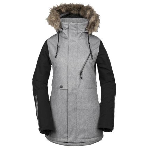Volcom Fawn Insulated Damen Snowboardjacke Skijacke Funktionsjacke Winterjacke