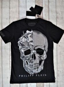 bnwt philipp plein a big trouble t shirt black camiseta. Black Bedroom Furniture Sets. Home Design Ideas
