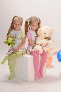 Beliebte Marke Mädchen Strumpfhosen 40 Den Microfaser, Blickdicht Viele Farben Gr.68-158