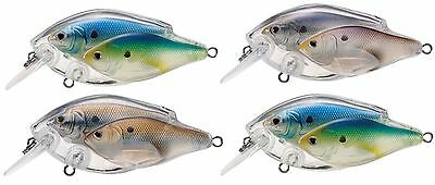 Koppers Live Target Baitball Threadfin Shad SQUARE BILL Crankbait