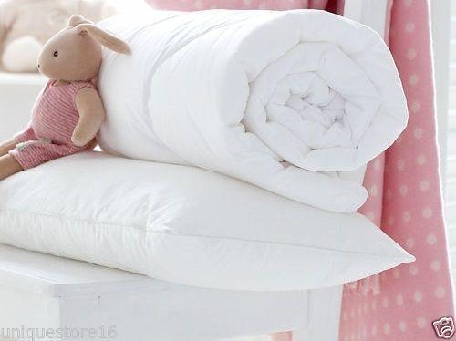 4.5 7.5 9.0 Tog hiver chaud lit Bébé Couette bébé anti-allergie avec oreiller
