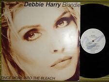 BLONDIE DEBBIE HARRY, ONCE MORE INTO THE BEACH, 2xLP 1988 UK 1ST PRESS EX/EX/EX