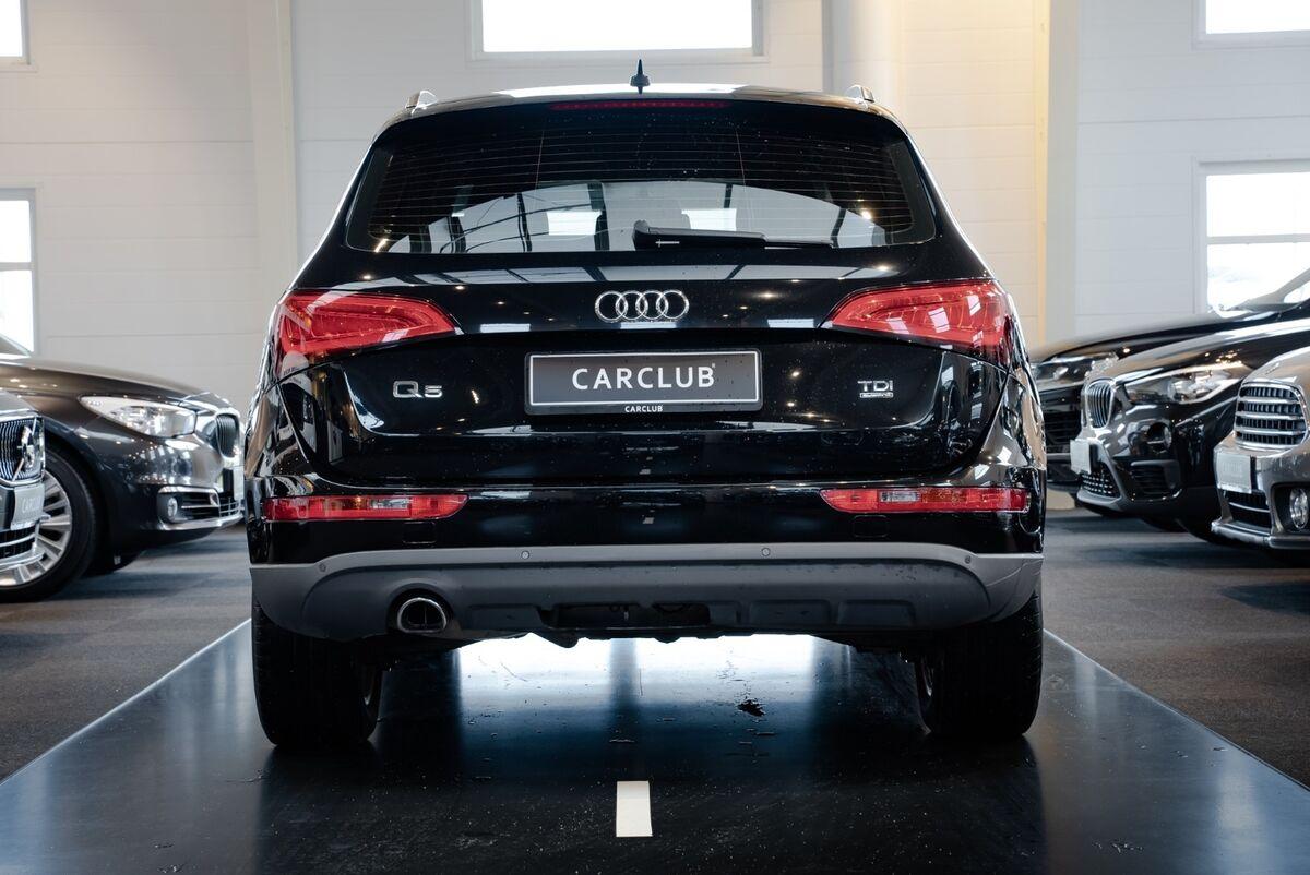 Audi Q5 TDi 177 S-line quattro S-tr.