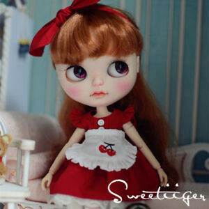 Tii-brede-dress-outfit-12-034-1-6-doll-Blythe-Pullip-azone-Clothes-Handmade-girl