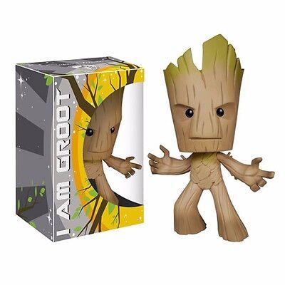 Funko Vinyl Marvel Guardians Of The Galaxy Groot Super Deluxe Vinyl Figure