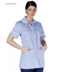 New Ladies Blue Healthcare Trouser Hospital Carer Vet !!BUY ONE GET ONE FREE!!