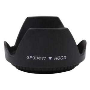 ZOMEI-lense-Shade-Lotus-Lens-Hood-Screw-Shading-Hood-for-Digital-SLR-Camera
