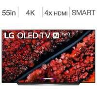 "LG 55"" 4K UHD HDR OLED webOS Smart TV (OLED55C9PUA) Markham / York Region Toronto (GTA) Preview"