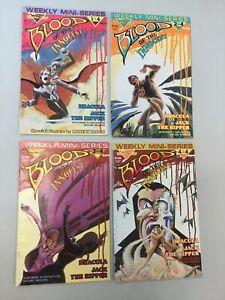 Blood-Of-The-Innocent-1-4-Full-Set-Warp-Graphics-Comics-Dracula-1986-BI03