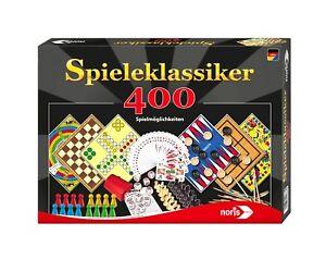 Familien-Spielesammlung-400-v-Noris-Brettspielgroesse-28-x-28-cm-Schach-u-v-m