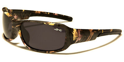 459524e9ac Xloop Mens Polarized Sunglasses Camouflage Camo Hunting Fishing ...