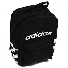 adidas Insulated Lunchbox Santiago Tote Bag Boys Girls Blue Black ... 9fb45c8db9ff1