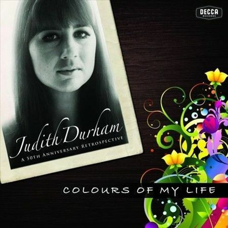Colours of My Life by Judith Durham (CD + DVD)