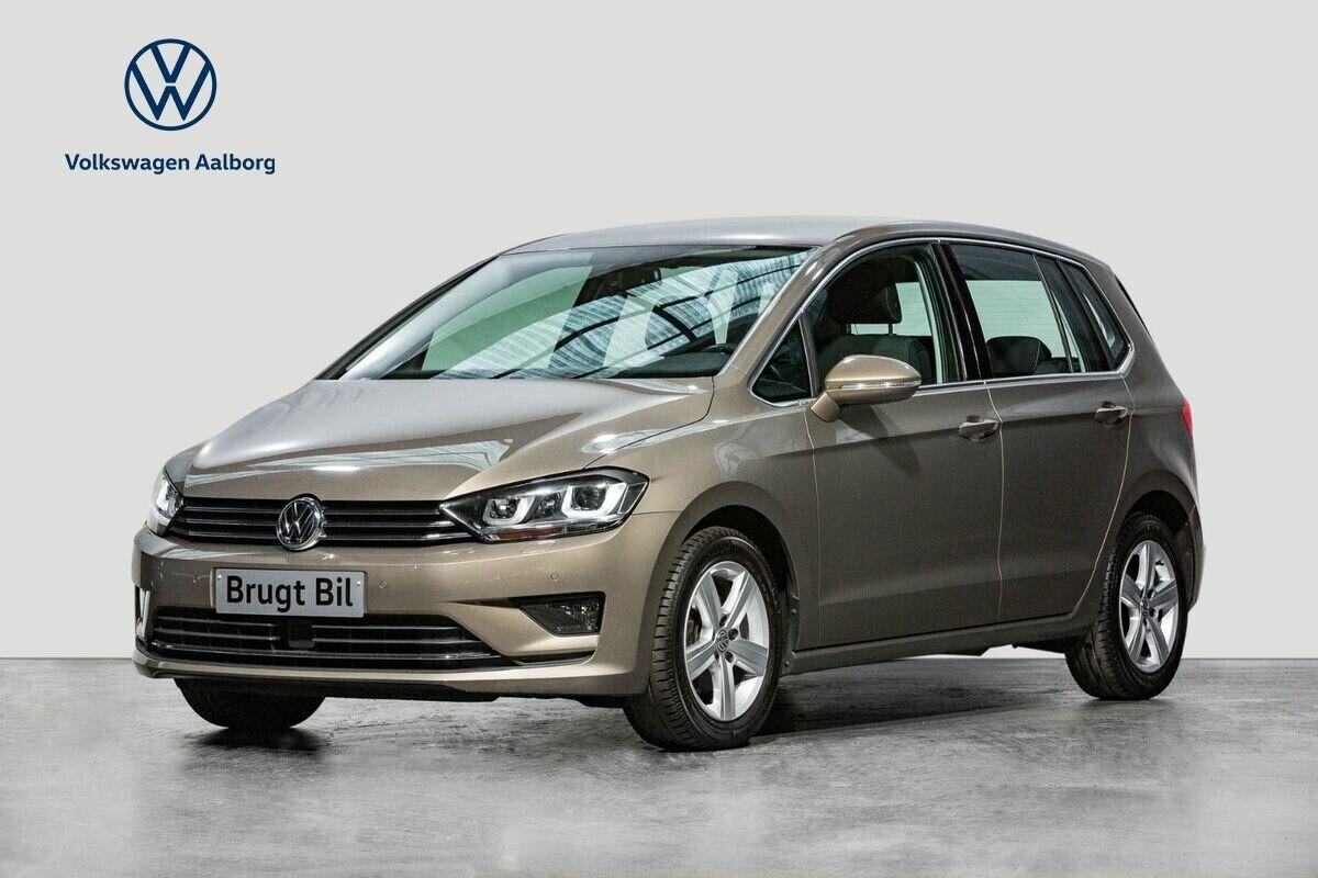 VW Golf Sportsvan 1,4 TSi 150 Highline DSG BMT 5d - 239.900 kr.