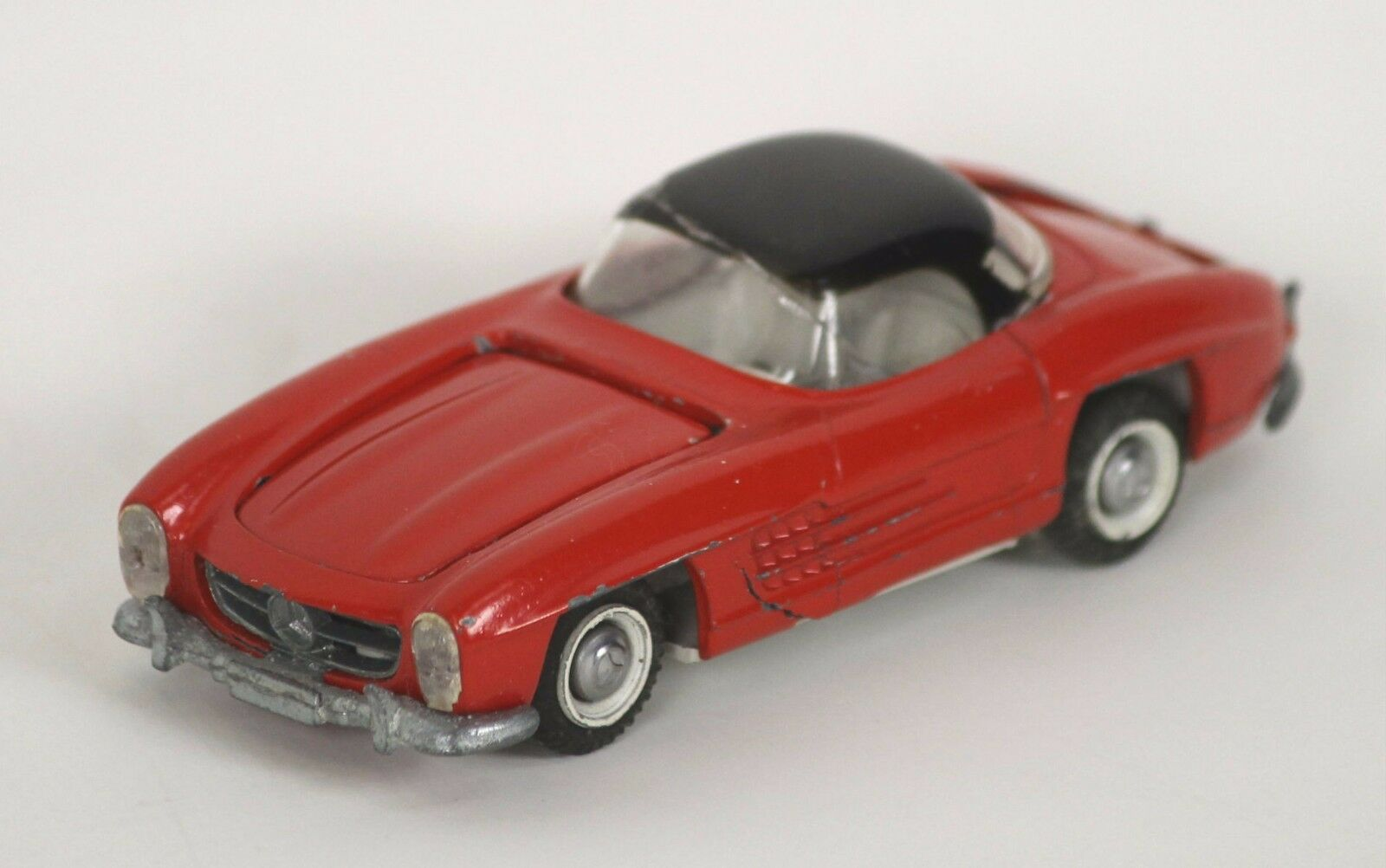 MERCEDES BENZ 300 IN METAL. TEKNO. . REF 925. MADE IN DENMARK. YEAR 1962.