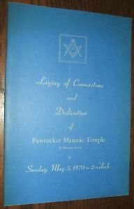 1970-Pawtucket-Masonic-Temple-Cornerstone-and-Dedication-Ceremony-Souvenir-Book