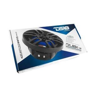 DS18-NXL8BK-375-con-Max-8-034-2-Way-Atv-Utv-Marine-Altavoces-RGB-LED-Luces