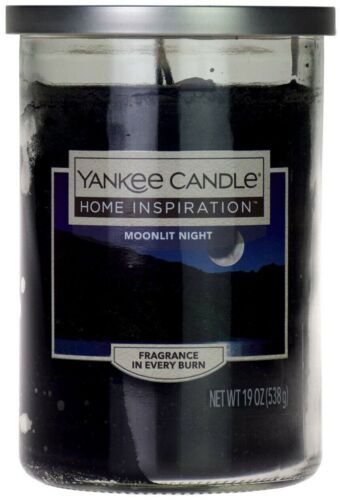 Yankee Candle Home Inspiration Twin Wick Large Fragranced Glass Candle 538g 19oz