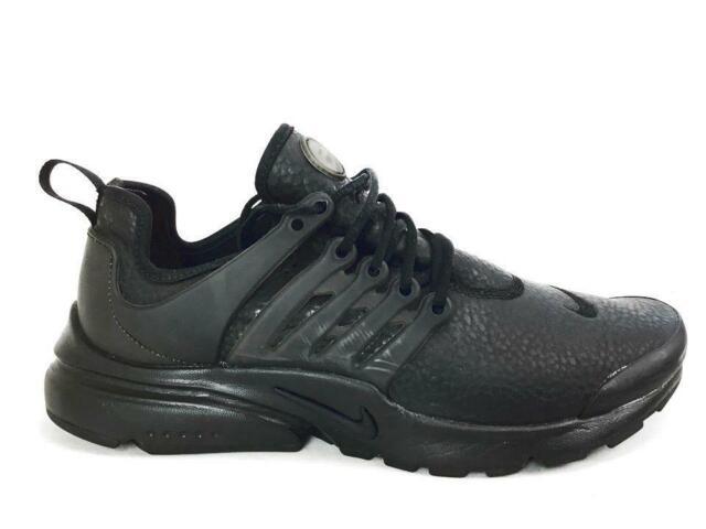 Nike WMNS Air Presto PRM Triple Black