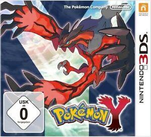 Nintendo-3DS-Spiel-Pokemon-Y-DE-EN-mit-OVP