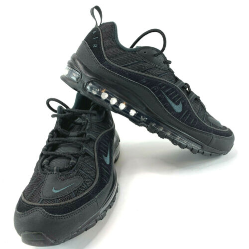Nike Air Max 98 Black Anthracite Size 10 CQ4028 00