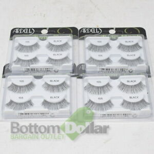 28d4c2d3953 Image is loading Ardell-Twin-Pack-105-Black-False-EyeLashes