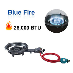 26-000-BTU-Low-Pressure-Propane-Burner-Stove-Outdoor-Camping-Gas-Cooking-Stove