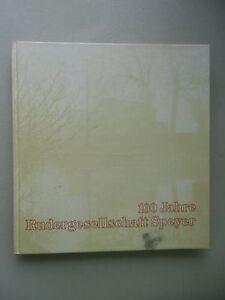 Festschrift-der-Rudergesellschaft-Speyer-1883-Rudern-Ruderverein-Pfalz