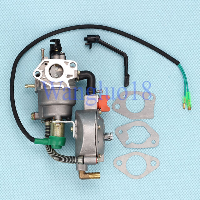 Dual Fuel LPG NG CNG Conversion Carburetor For Honda GX270 8.5 HP Generator