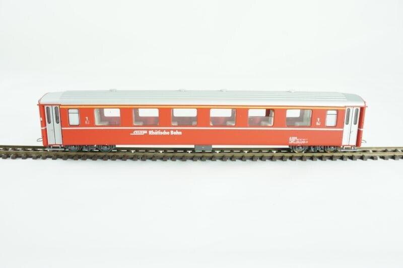 BEMO 3252125 unità autoro i a 1225 rosso della RHB, traccia h0m
