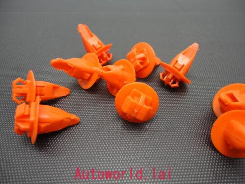 40 Pcs For Toyota 4Runner RAV4 Wheel Flare Moulding Clips Fasteners 75397-35010