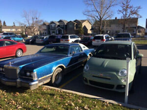 1976 Lincoln Mark Series Bill Blass